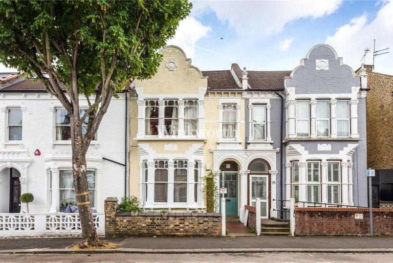 Flat/apartment for sale in Harringay - Lausanne Road, London, N8