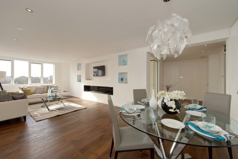Apartment for sale in St Johns Wood - CAVENDISH HOUSE, ST JOHN'S WOOD, NW8 9SQ