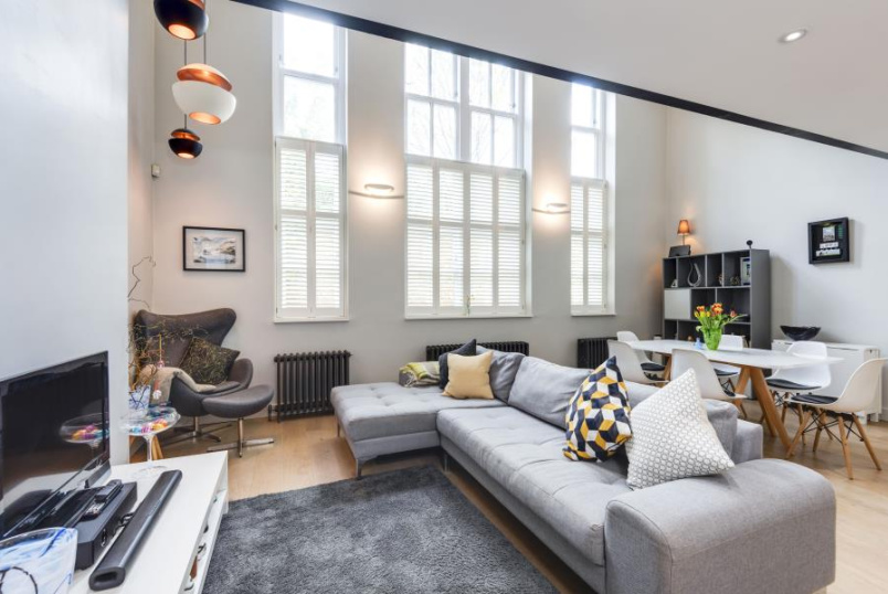 Flat to rent in St Johns Wood - OPPIDAN APARTMENTS, LINSTEAD STREET, NW6 2HA
