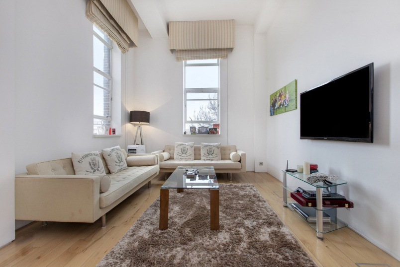 Flat to rent in St Johns Wood - THE YOO BUILDING, HALL ROAD, NW8 9RF