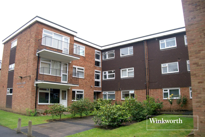 Flat/apartment to rent in Barnet - Chiltern Court, 53 Station Road, New Barnet, EN5