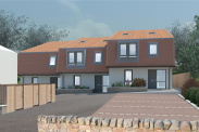 View of Plot C, Willow View, Main Street, Longniddry, EH32