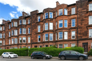 View of Tantallon Road, Shawlands, Glasgow, G41