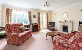 Located within walking distance of everything Brockham offers