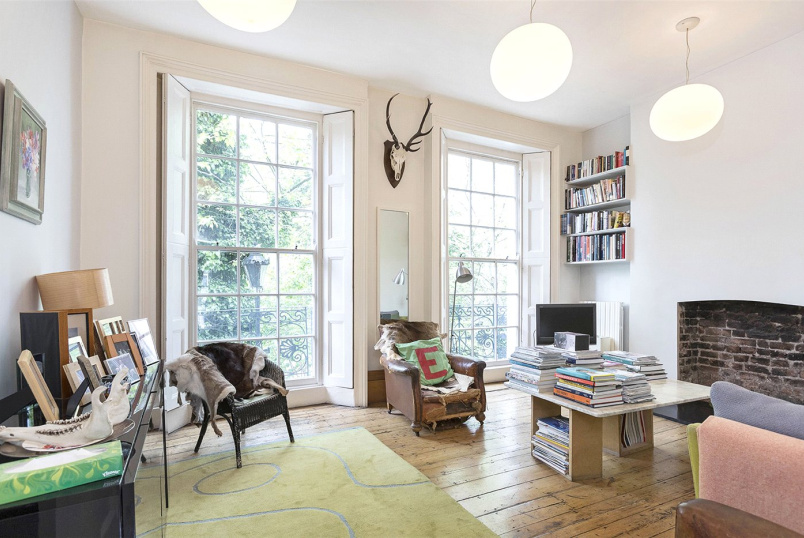 House for sale in Clerkenwell & City - Wilmington Square, London, WC1X