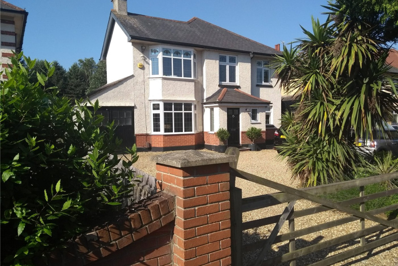 House for sale in Southbourne - Harewood Avenue, Bournemouth, Dorset, BH7