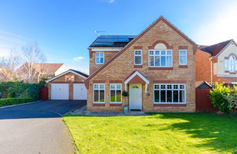 5 Bedroom Property For Sale In Newbury Road Newark