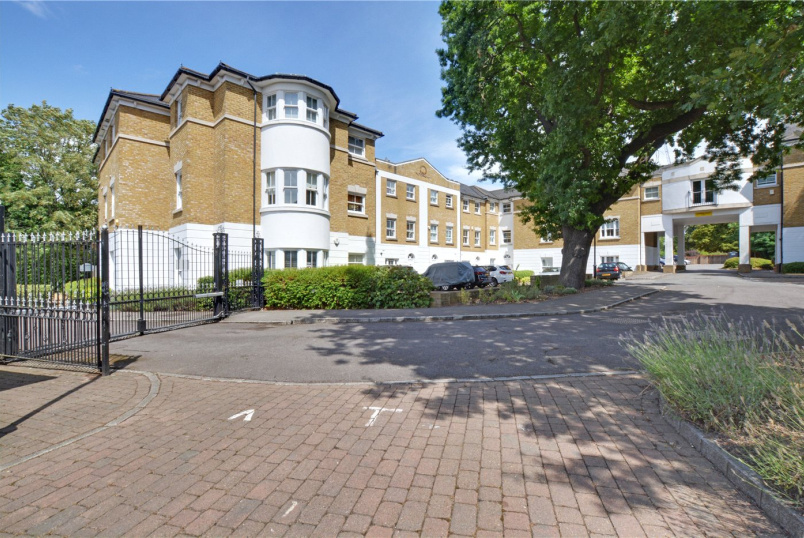 Flat/apartment for sale in Blackheath - Cedars Close, Belmont Hill, Lewisham, SE13