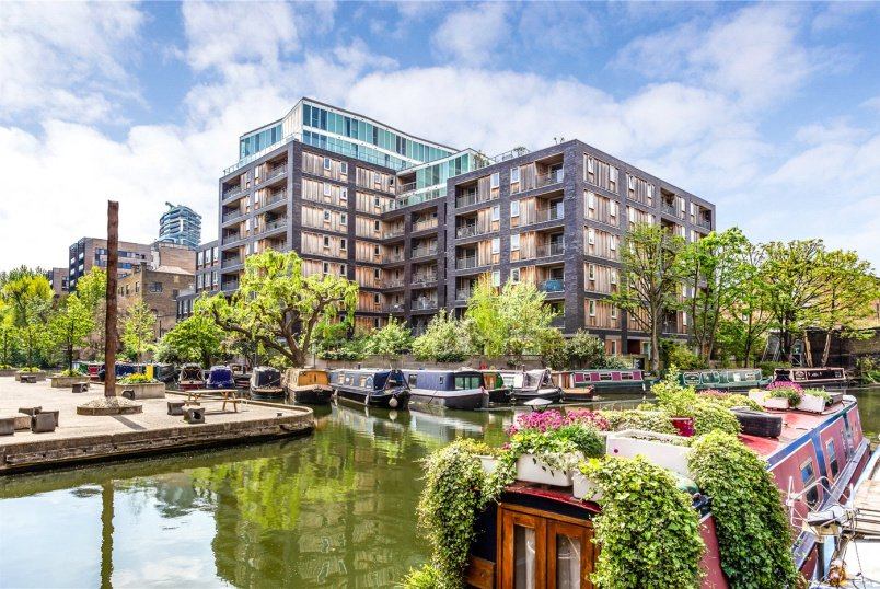 Flat/apartment for sale in Clerkenwell & City - Wharf Road, London, N1