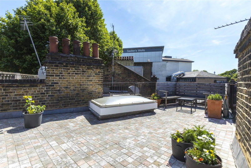 Maisonette for sale in  - St John Street, London, EC1V
