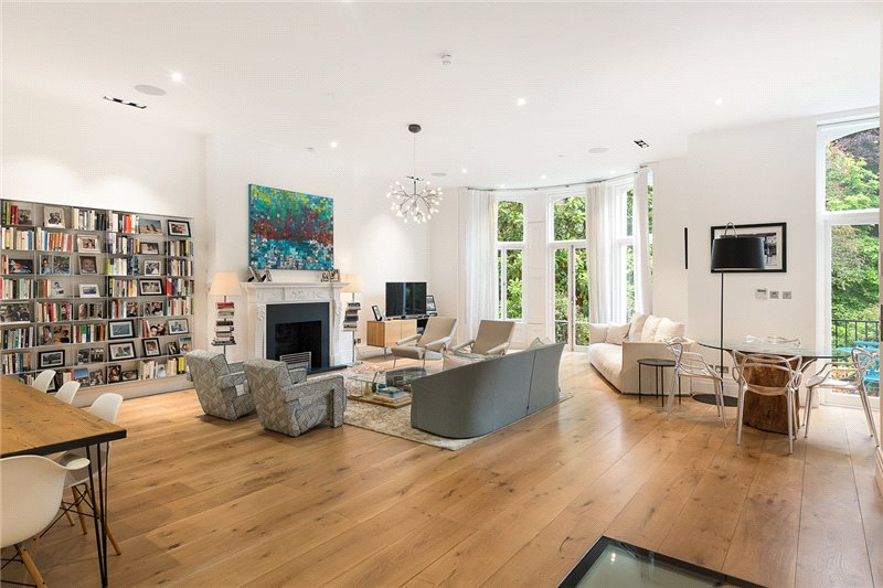 Maisonette to rent in  - Gledhow Gardens, Gloucester Road, SW5