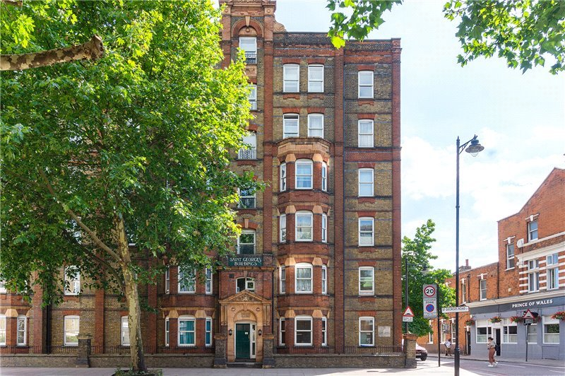 Flat/apartment for sale in Kennington - St. Georges Buildings, 37 St. Georges Road, Elephant & Castle, SE1