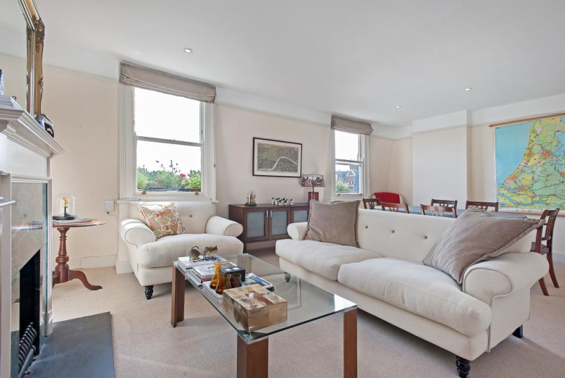 Flat/apartment to rent in Knightsbridge & Chelsea - Thurloe Square, London, SW7