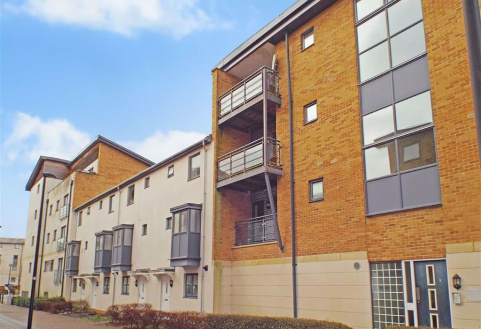Waterlily Court, Swindon, Wiltshire