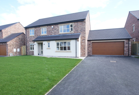 Plot 5 , New Homes, Blyth
