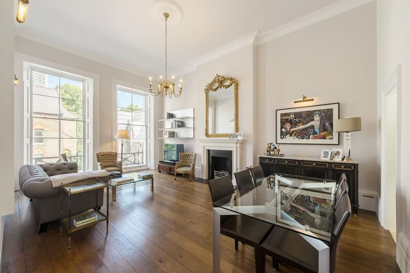 Flat/apartment to rent in South Kensington - Collingham Road, London, SW5