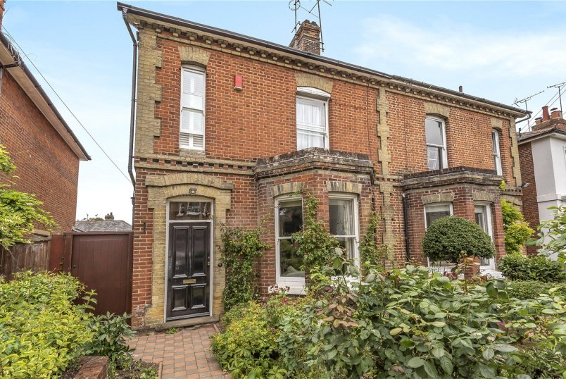 House for sale in Winchester - Ranelagh Road, St Cross, SO23