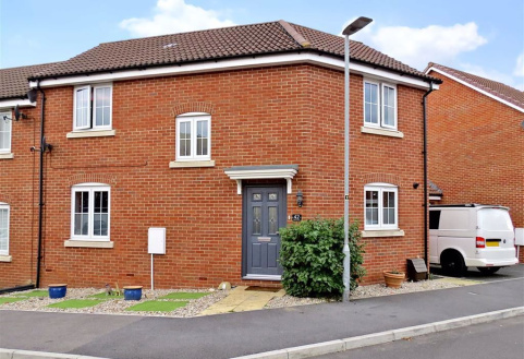 Blain Place, Royal Wootton Bassett