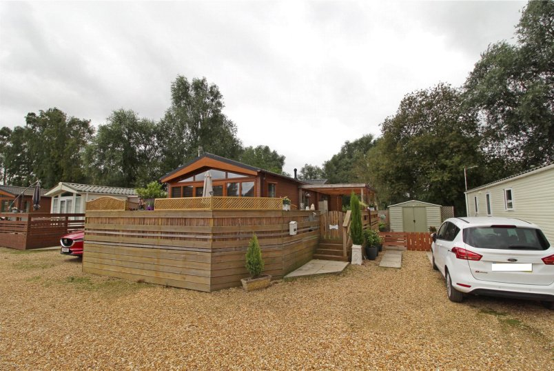 for sale in Market Deeping - Lakeside, Tallington Lakes, Tallington, PE9