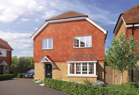 Plots 1-14, Nutfield Road, Merstham, RH1
