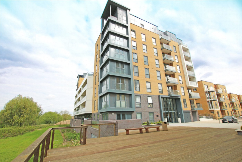 Flat/apartment to rent in  - Skylark House, Drake Way, Reading, RG2