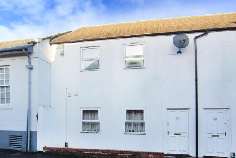 Flat/apartment to rent in Grantham - George Street, Grantham, Lincs, NG31