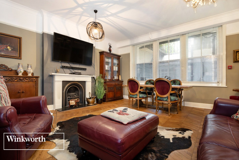 Flat/apartment for sale in Brighton & Hove - Kings Gardens, Hove, East Sussex, BN3