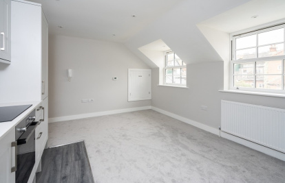 Stunning brand new apartment in Shere with parking!