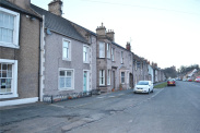 View of Castle Street, Norham, Berwick-Upon-Tweed, TD15