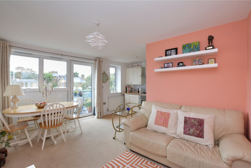 Flat/apartment for sale in Blackheath - Sark House, 12 Clipper Way, Lewisham, SE13