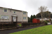 View of Bonnyton Drive, Eaglesham, Glasgow, G76