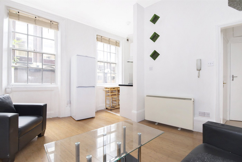 Flat/apartment to rent in Clerkenwell & City - Kings Cross Road, London, WC1X