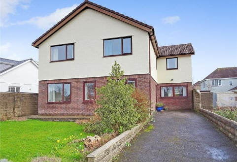 THE GLADES, DANYGRAIG AVENUE, PORTHCAWL, CF36 5AA