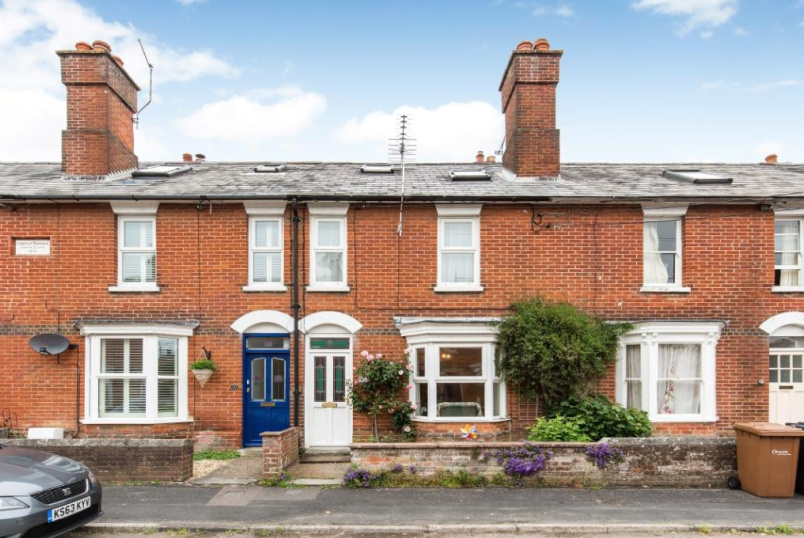 House to rent in  - Albany Road, Romsey, Hampshire, SO51