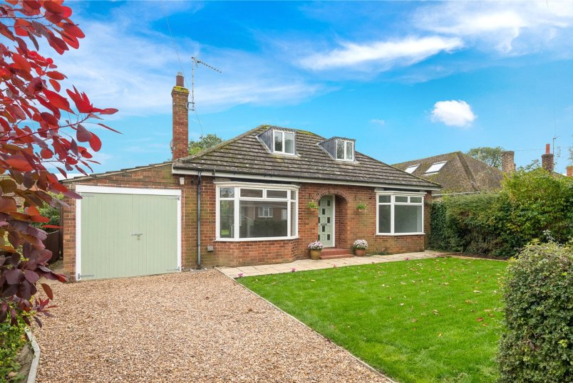 Bungalow for sale in Sleaford - Burton Road, Heckington, Sleaford, NG34
