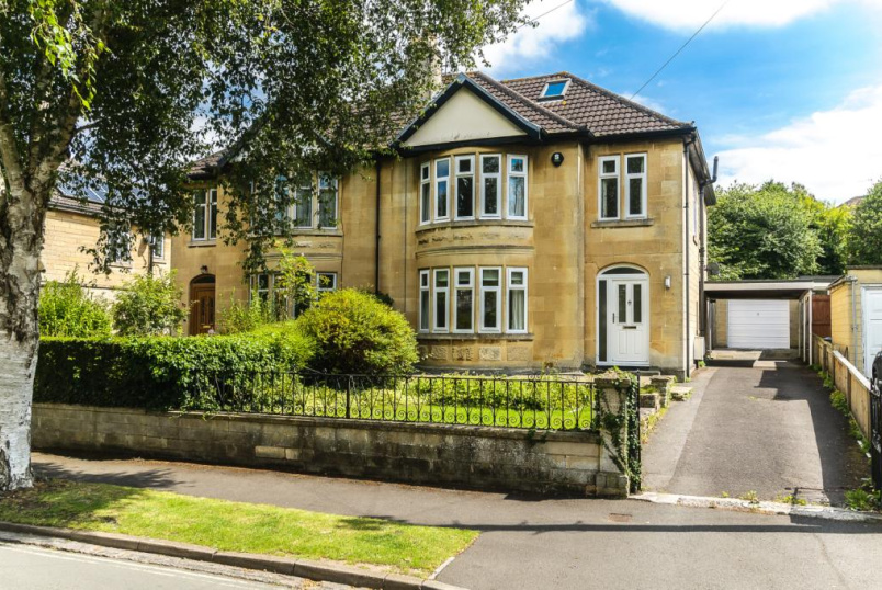 House to rent in Bath - The Tyning, Widcombe, BA2