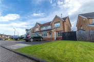View of St Andrews Drive, Bearsden, Glasgow, G61