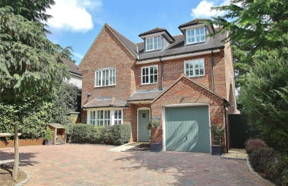 Chatton Row, Bisley, Woking, GU24