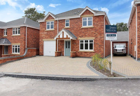 Martha Close, Countesthorpe, Leicestershire