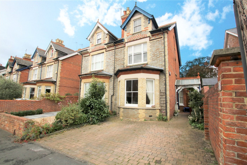 House to rent in Reading - Mansfield Road, Reading, Berkshire, RG1