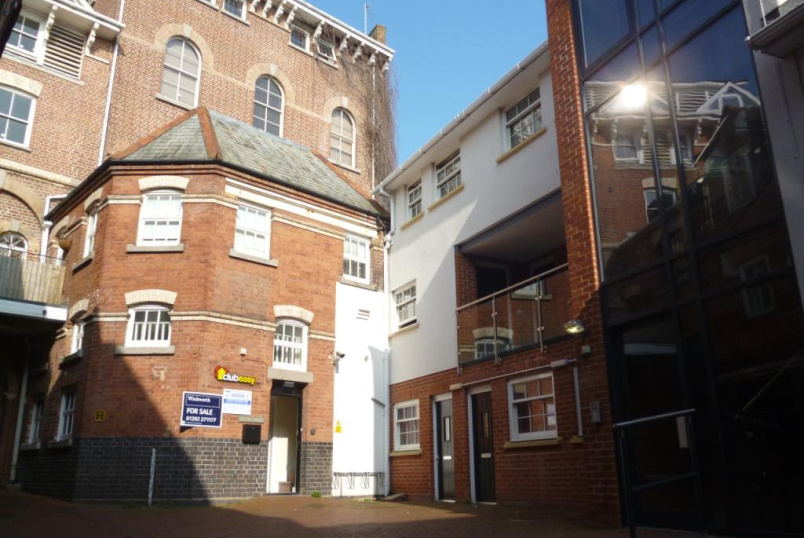 Flat/apartment to rent in  - Lower North Street, Exeter, Devon, EX4