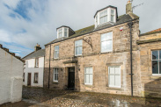 View of Dundonald, 6 Mid Causeway, Culross, KY12