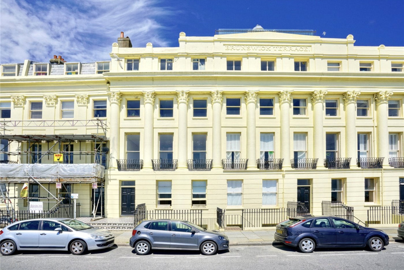 Flat/apartment to rent in Brighton & Hove - Brunswick Terrace, Hove, BN3