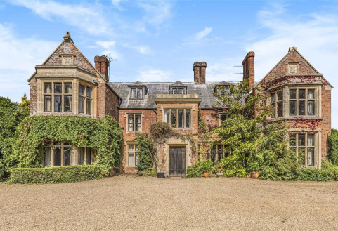 Rowde Court, Rowde, Wiltshire