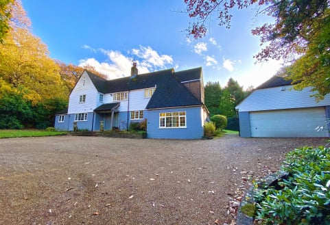 Goodley Stock Road, Crockham Hill, Edenbridge, TN8