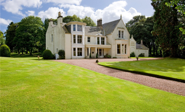 10 Bedroom House For Sale In Borthwick Hall Heriot Midlothian Eh38 Rettie Co