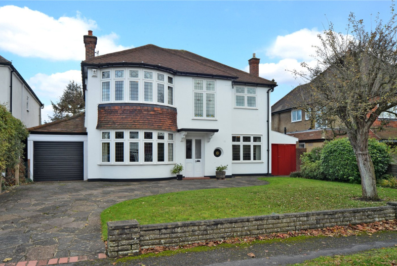 House for sale in Cheam - Glebe Road, Cheam, Sutton, SM2