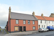 View of Main Street, Pathhead, Midlothian, EH37