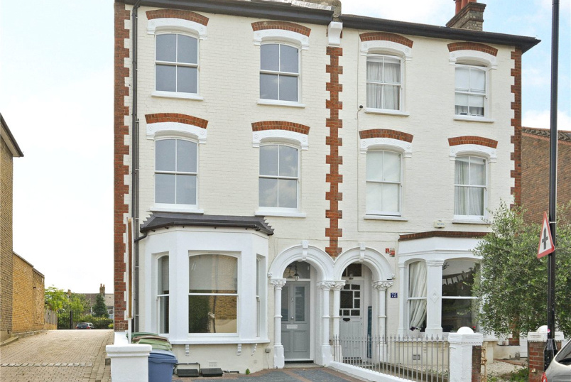 Flat/apartment for sale in Dulwich - Friern Road, East Dulwich, SE22