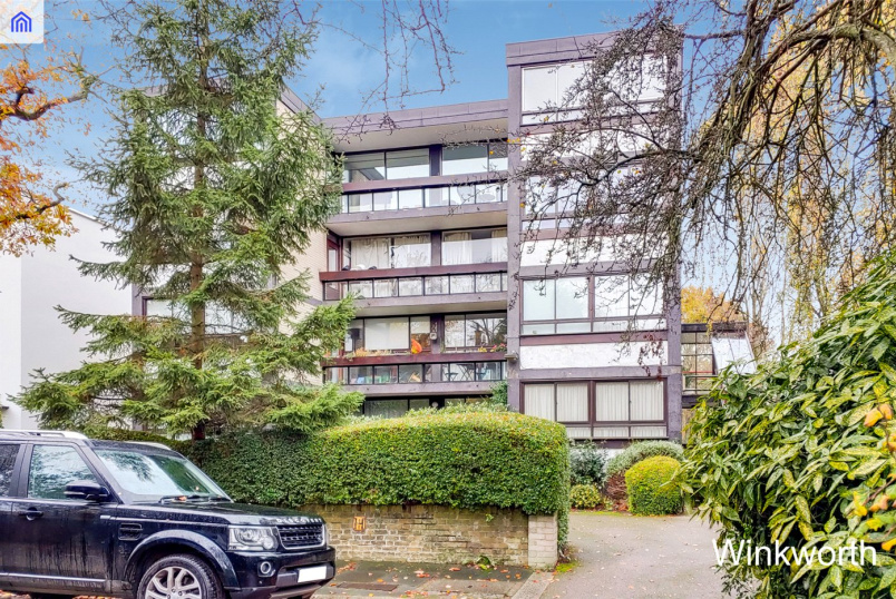 Flat/apartment for sale in Highgate - Copper Beech, North Grove, London, N6